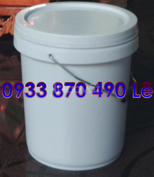Vỏ thùng đựng sơn,vỏ thùng sơn 5 lít cao cấp loại dày