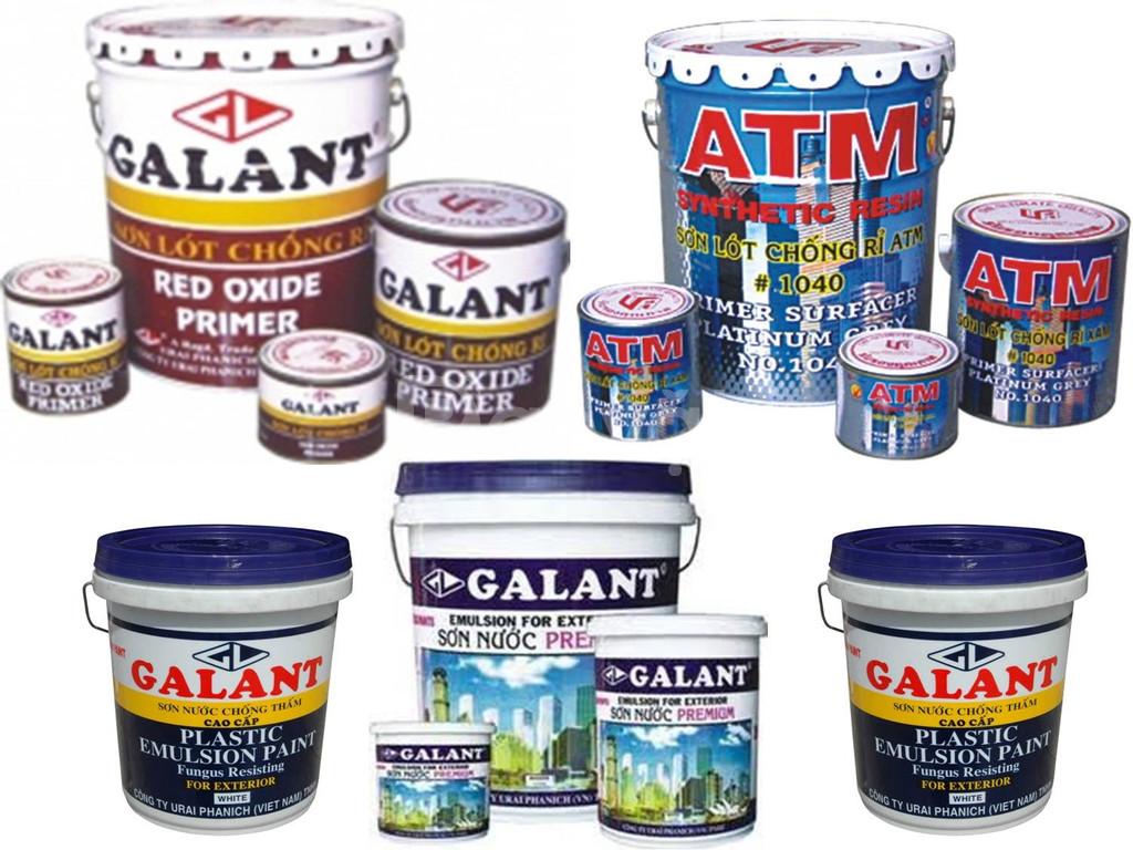 Sơn chống rỉ Galant tốt đến từ Thái Lan