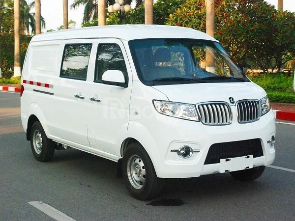 Giá xe tải van dongben x30 5 chỗ khuyến mãi 10 triệu khi mua xe