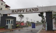 Bán suất ngoại giao liền kề Happy Land Đông Anh, đã sổ riêng từng nền.