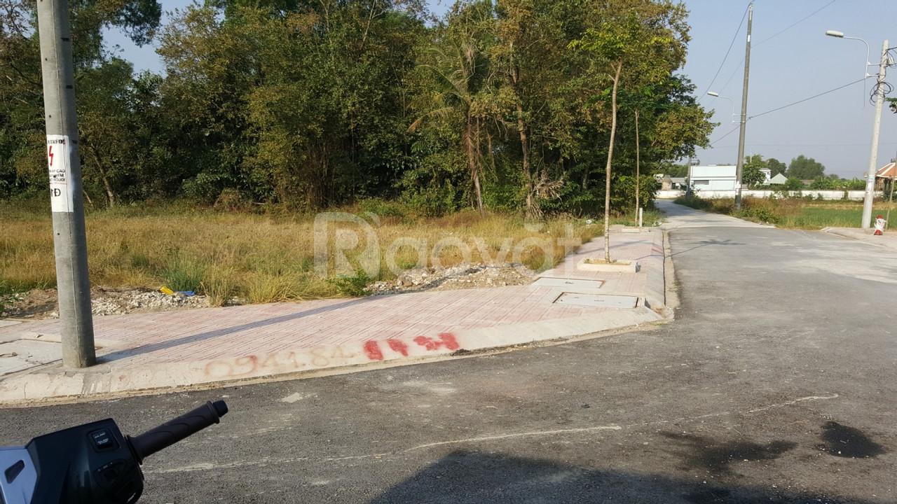 Bán gói nhà đất gân KCN Cầu Tràm, có sổ riêng từng nền
