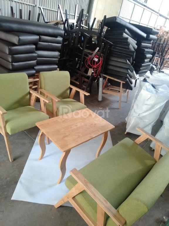 Bàn ghế giá xưởng