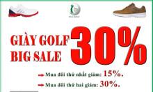 Giày golf Sale 30% Adidas, Footjoy chính hãng