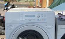 Máy giặt ION Khử Mùi SANYO AWD-AQ3000 giặt 9kg sấy 6kg.