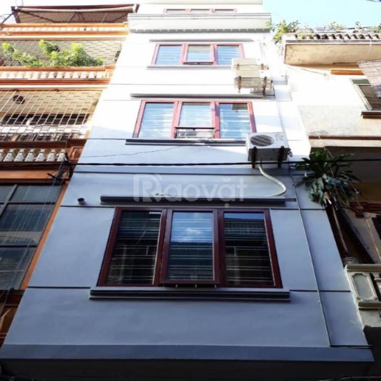Bán nhà riêng ngõ 225 Quan Hoa, Cầu Giấy 42m2 x 5 tầng