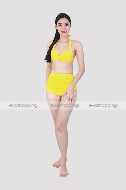 Bikini cạp cao nâng ngực EvaBKN477