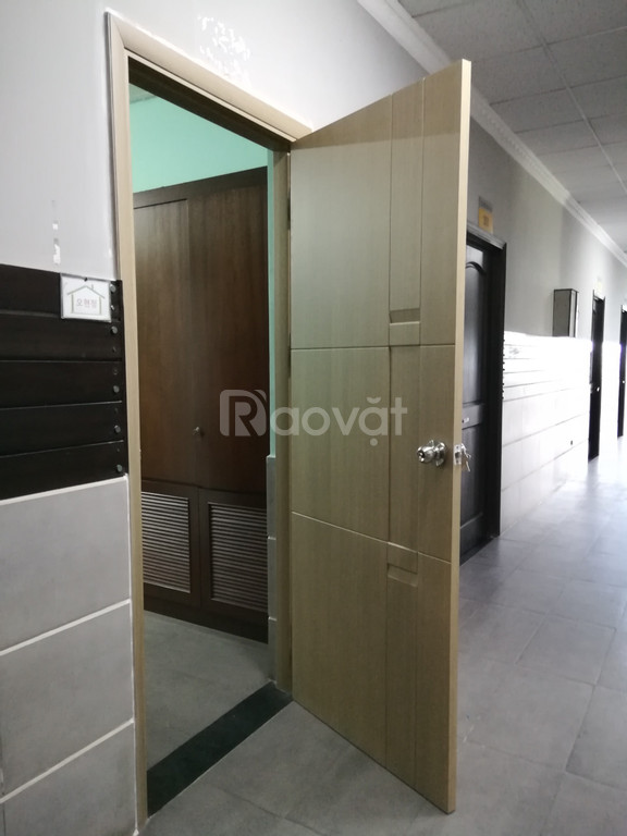 Cửa nhựa ABS Hàn Quốc Cao Cấp cho phòng ngủ