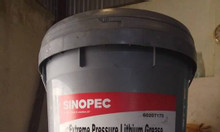 Mỡ Sinopec EP Lithium Grease NLGI 0 xô 17KG