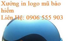 Sản xuất nón bảo hiểm quảng cáo tại Quảng Trị