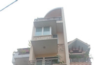 Cho thuê nhà Chu Huy Mân Quận Long Biên DT 60m2 x 5 tầng Ôtô tránh