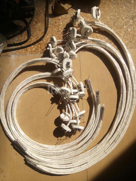 Điện trở PVC – Gia  nhiệt PVC bể mạ
