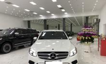 Bán Mercedes GLC 250 sản xuất 2018 màu trắng, lăn bánh 2,5 vạn km