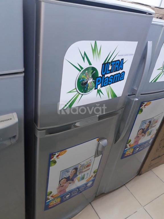 Tủ lạnh Hitachi 165l mới 88% - Bảo hành 06 tháng