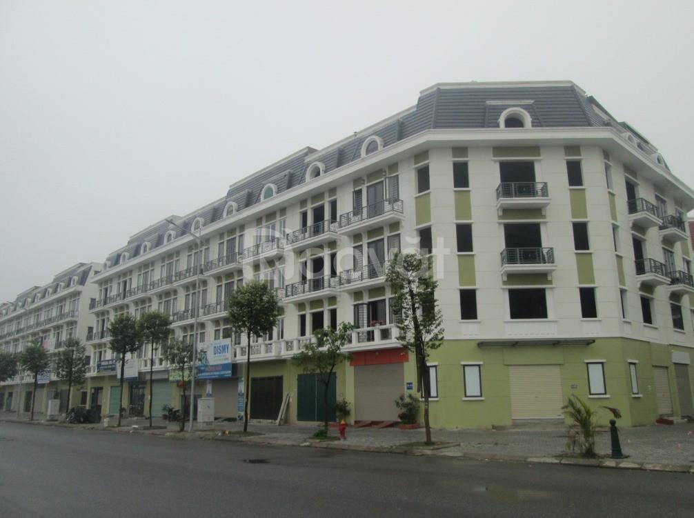 Lô góc trục chính KĐT Phú Lương 2 mặt đường rộng 50m, 138m2x4T