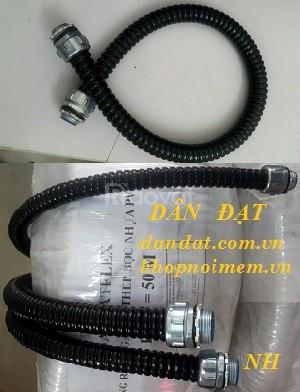 Ống ruột gà bọc lưới, Ống luồn dây điện, Ống ruột gà chống cháy nổ
