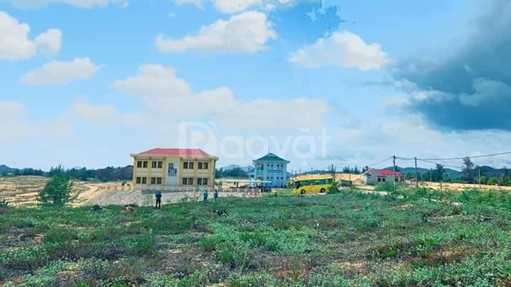 Cần bán gấp 2 lô đất nền biền Phú Yên- Sổ đỏ trao tay-KDC Hòa Lợi