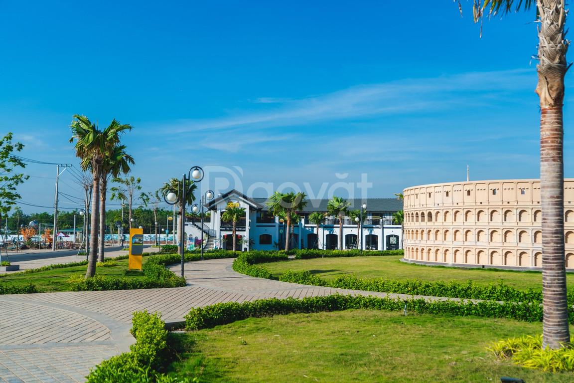 Đất và nhà phố đối diện công viên, trung tâm thương mại (ảnh 4)
