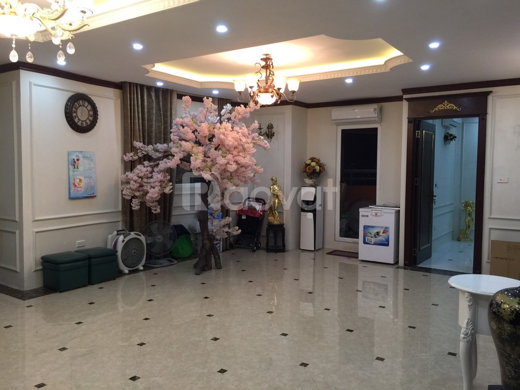 Sang tên căn hộ số 09 giá 32tr/m2 khu đt Nghĩa Đô 106 Hoàng Quốc Việt (ảnh 4)