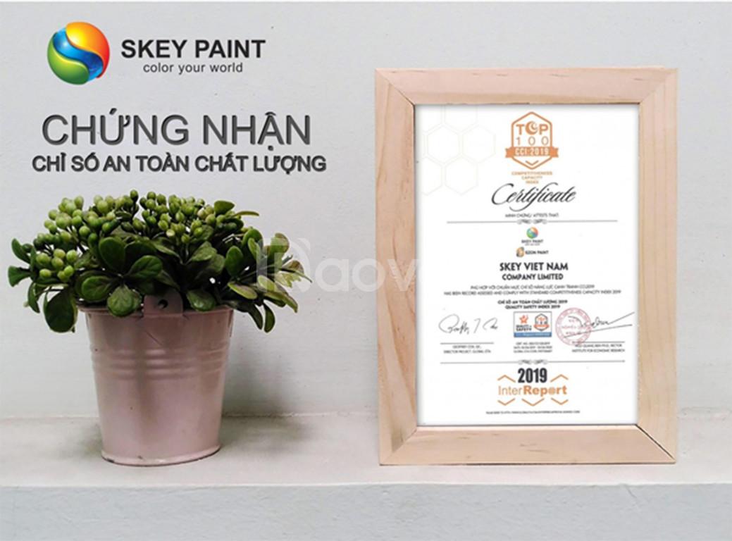 Không còn mùi sơn cho ngôi nhà Việt