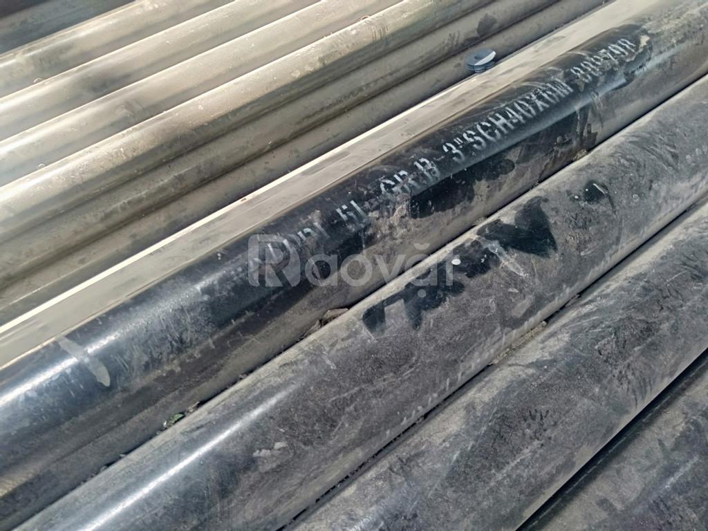 Thép ống chuyên lò hơi ,chịu áp lucphi 90,phi 21,phi 34,phi 60,phi 76  (ảnh 1)