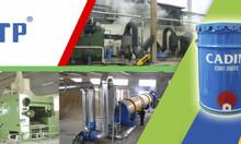 Chuyên cung cấp sơn chịu nhiệt 1000 độ chất lượng cho lò hơi