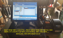 Bán máy tính tiền chocửa hàngtạp hóa tại TpHCM