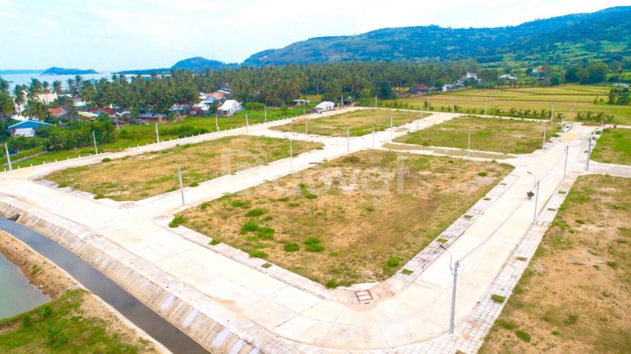 Bán đất nền Phú Yên, KDC Đồng Mặn, đất nền Sông Cầu giá tốt 2020