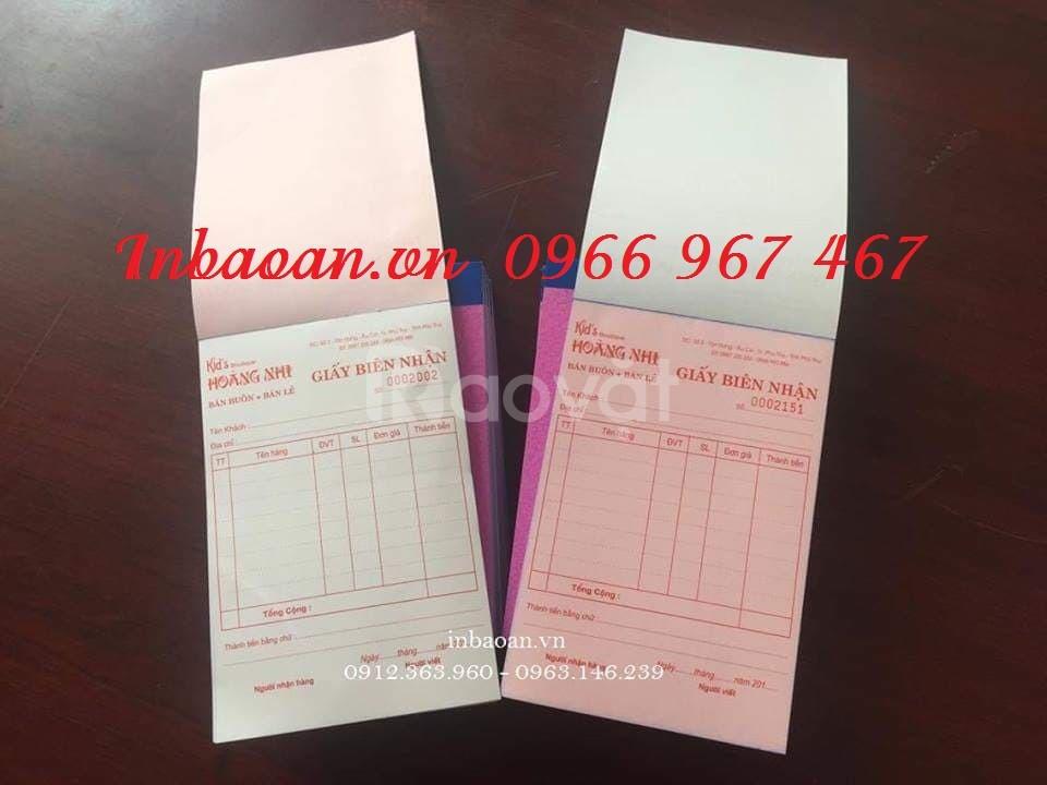 Địa chỉ đặt quyển order có sẵn, order nhà hàng có sẵn (ảnh 1)