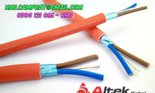 Cáp chống cháy nhập khẩu, thương hiệu uy tín altek kabel