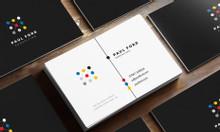 Dịch vụ in ấn và thiết kế  danh thiếp, tờ rơi, poster, sticker, ...