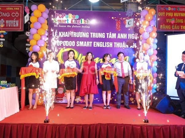 Tìm người hợp tác mở Trung tâm Tiếng Anh trẻ em trên toàn quốc