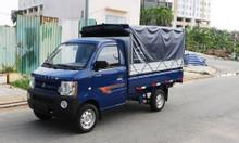 Xe tải dongben 810kg thùng bạt 2m4
