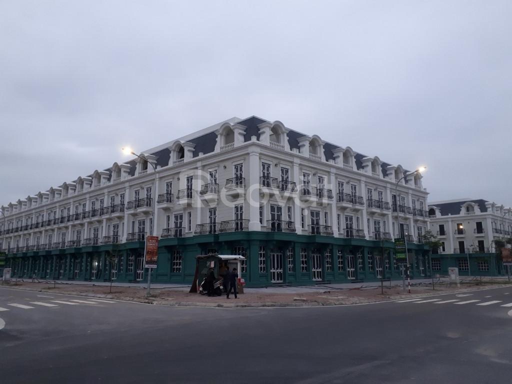 Ra mắt nhà phố thương mại Florencia, phong cách tân cổ điển Pari