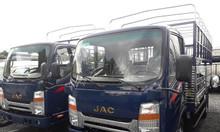 Xe tải Jac 1T99 đầu vuông mới 2019 thùng dài 4m4 mã loại N200