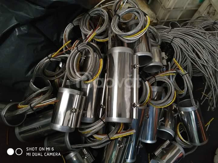 Vòng điện trở ốp nhiệt - Ốp nhiệt đốt nóng công nghiệp