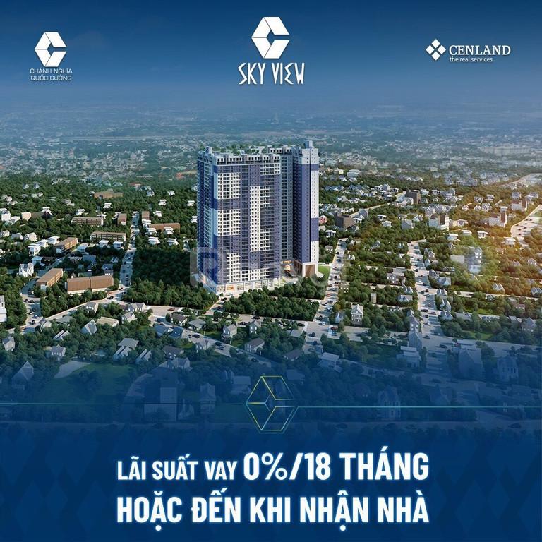 Chỉ 30 triệu/m2 sở hữu ngay căn hộ cao cấp tại Bình Dương