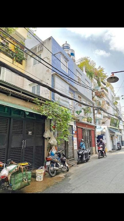 Bán nhà mặt tiền Trần Kế Xương, Quận Phú Nhuận 19m2, 3 lầu, chỉ 3 tỷ