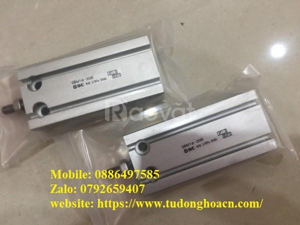 Xi lanh SMC CDU16-30D chính hãng giá tốt  (ảnh 2)
