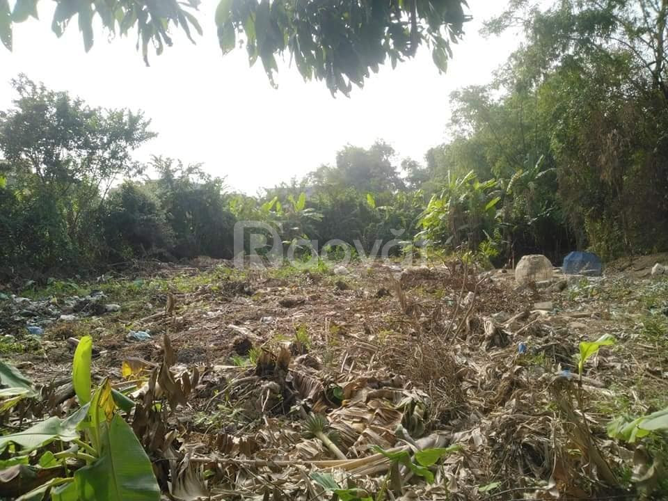 Bán đất Hoa Động, cạnh chung cư Huê, ngay trường học cấp 2