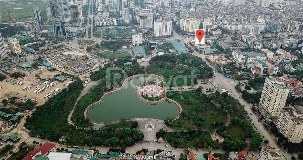 Chính thức ra hàng suất ngoại giao dự án The Park Home