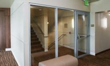 Cửa kính chống cháy, cửa vách kính chống cháy ankovina
