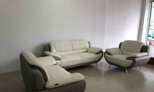 Thanh lý ghế sofa Da bò cao cấp giá rẻ (giá tại showroom)