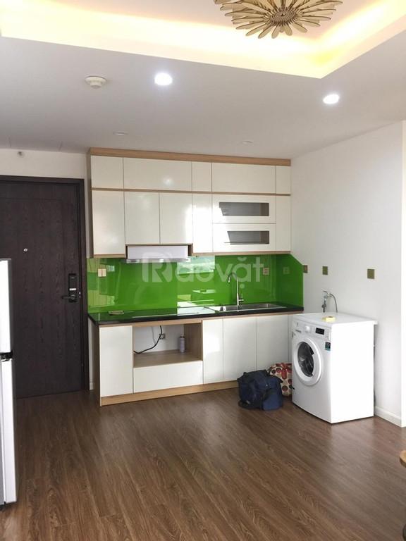 Cho thuê chung cư D'CAPITALE Trần Duy Hưng 2 ngủ đầy đủ nội thất 15tr (ảnh 5)
