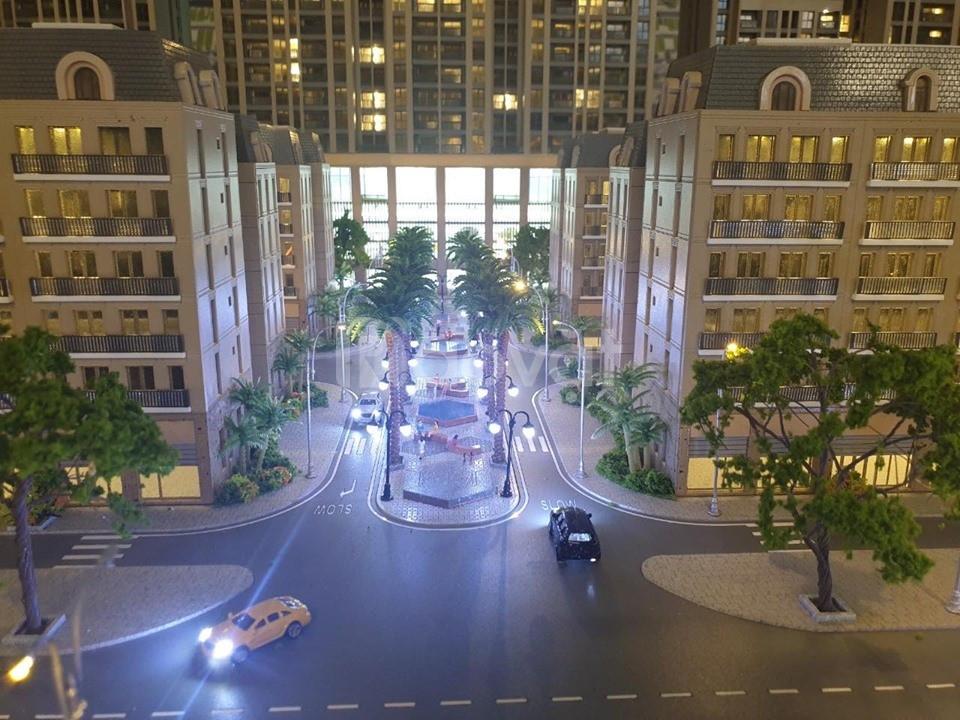 Chung cư trung tâm mới quận Hà Đông, chỉ 10% ký HĐMB, HTLS 0%