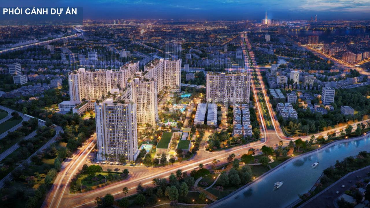 Căn hộ Picity High Park quận 12 - Chuẩn xanh Singapore, giá 1,8 tỷ/căn
