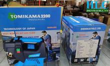 Phân phối máy rửa xe cao áp Tomikama chính hãng