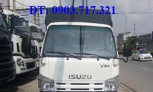 Bán xe tải Isuzu VM 3T49 thùng mui bạt dài 4m4 sản xuất 2019