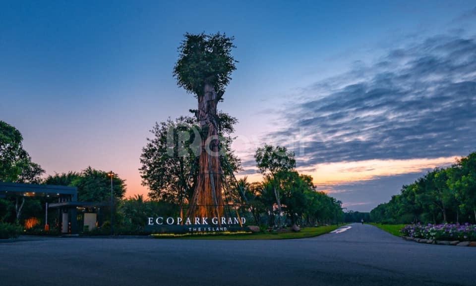 Biệt thự đảo ecopark theisland độc bản từ thiên nhiên