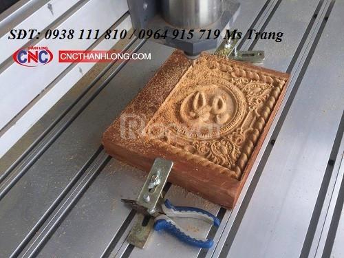 Máy cnc mini 3040 giá rẻ tại công ty Thành Long