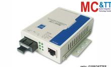 Bộ chuyển đổi quang điện 1 cổng Ethernet+1 cổng quang 3onedata Model11
